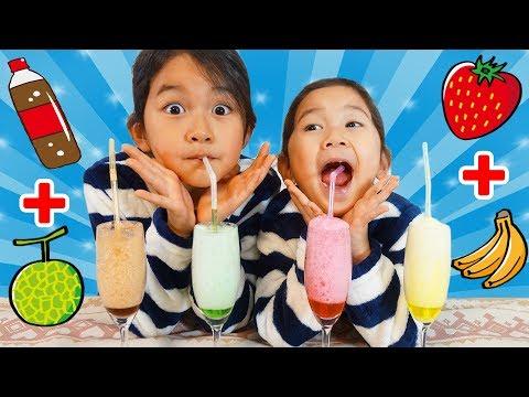 ●普段遊び●超発泡!!アワモコモコ♡楽しくておいしい☆まーちゃん【6歳】おーちゃん【4歳】#591