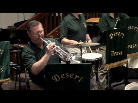 Boogie Woogie Bugle Boy Part 1 - Desert Brass Band @ Glencroft