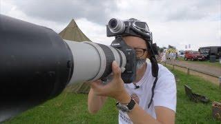 DRTV по-русски: Обзор Canon 1DX Mark II(DRTV // Перевод - SlyLama Canon EOS 1D X Mark II - профессиональная полнокадровая зеркальная камера пришедшая на смену..., 2016-08-27T21:54:52.000Z)