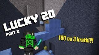 [Part 2] Lucky 20 Parkour Minecraft   Custom maps