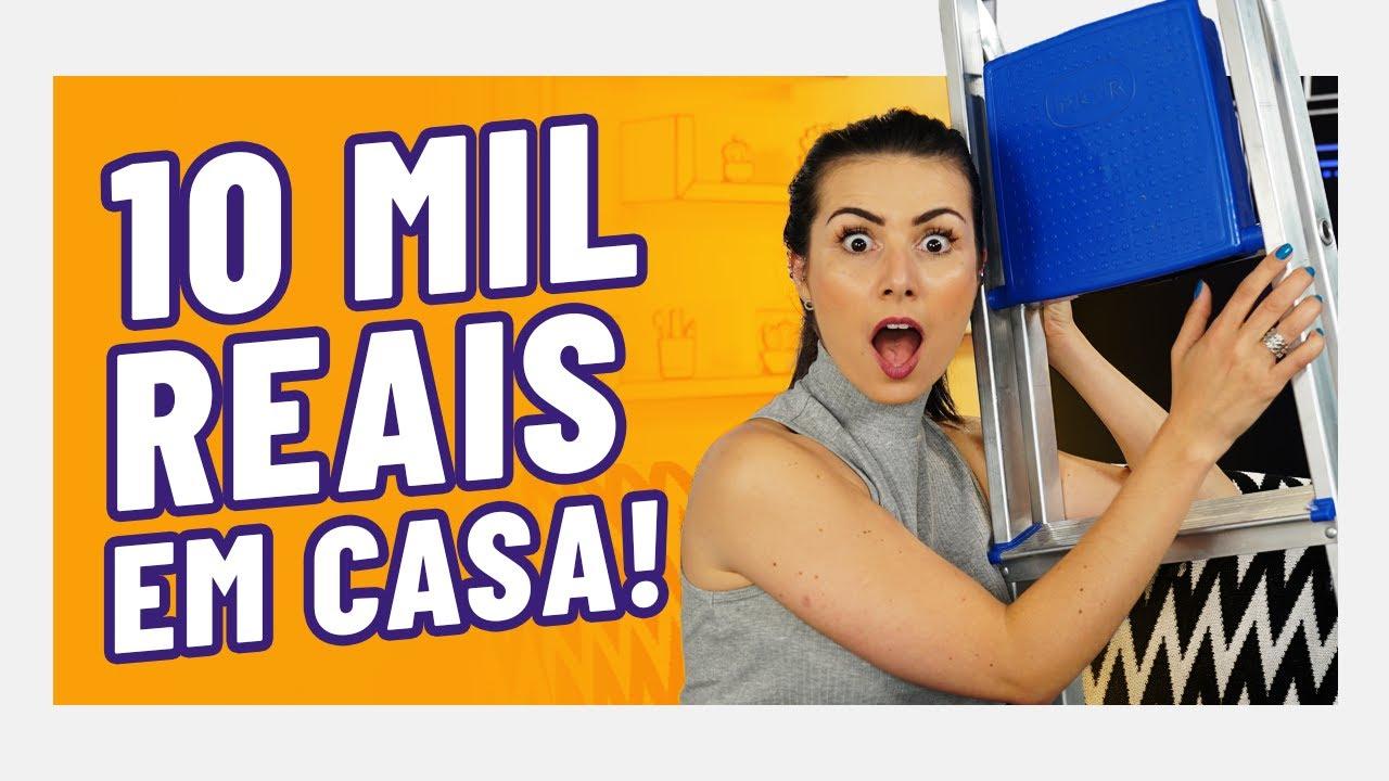 5 DICAS pra juntar 10 MIL REAIS TRABALHANDO EM CASA: Renda Extra 2021!