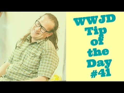 What Would Jeff Do? Dog Training Tip of the Day #41 Boundaries