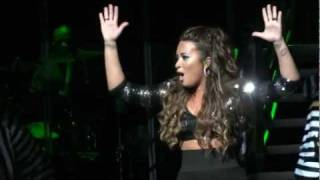 "Demi Lovato - ""Hold Up"" (Live in Los Angeles 9-23-11)"