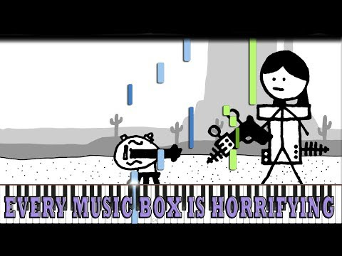 West of Loathing - Every Music Box is Horrifying [SYNTHESIA]