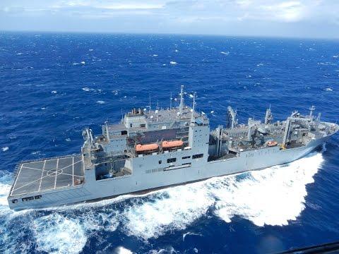 Ship Shots: MSC Dry Cargo USNS Charles Drew