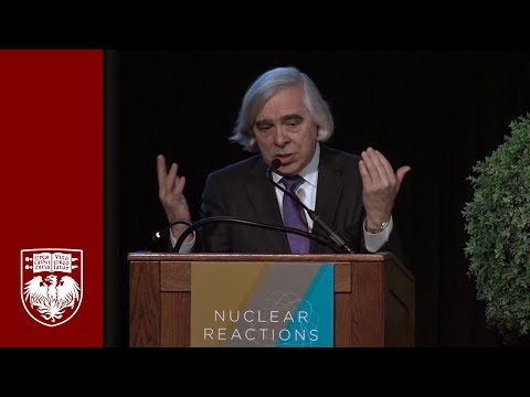 "Ernest J. Moniz – Keynote Address at ""Reactions: New Perspectives on Our Nuclear Legacy"""