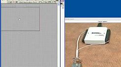 Analog Input with NI USB 6009