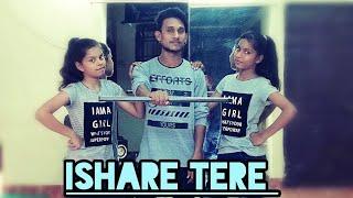 Ishare tere dance choreography!!! Soumya sir Dancaholic.!