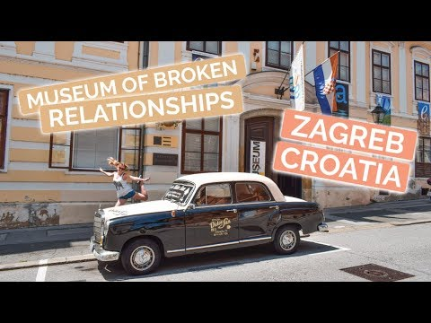 ZAGREB SIGHT SEEING | Week 12 | Country 7