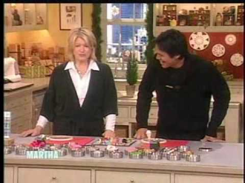 Martha Stewart Chaske Spencer part 1.5 with Oprah  Audience