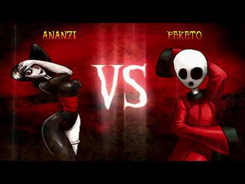 The Black Heart - Ananzi | Story Mode
