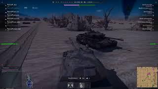 War Thunder. Использование ЗМИ. [ReGF] MoNk3eY (1)
