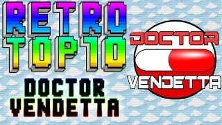 RetroTop 10 - Doctor Vendetta
