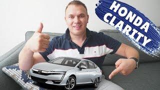 Honda Clarity тест драйв обзор у Дилера и цена на аукицоне