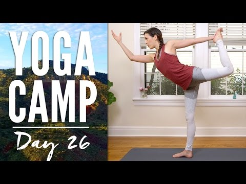 Yoga Camp - Day 26 - I Attract