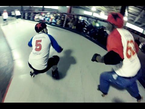 Roller Derby Judy Sowinski Roller Derby Hall of Fame Game | Penn Jersey 2014