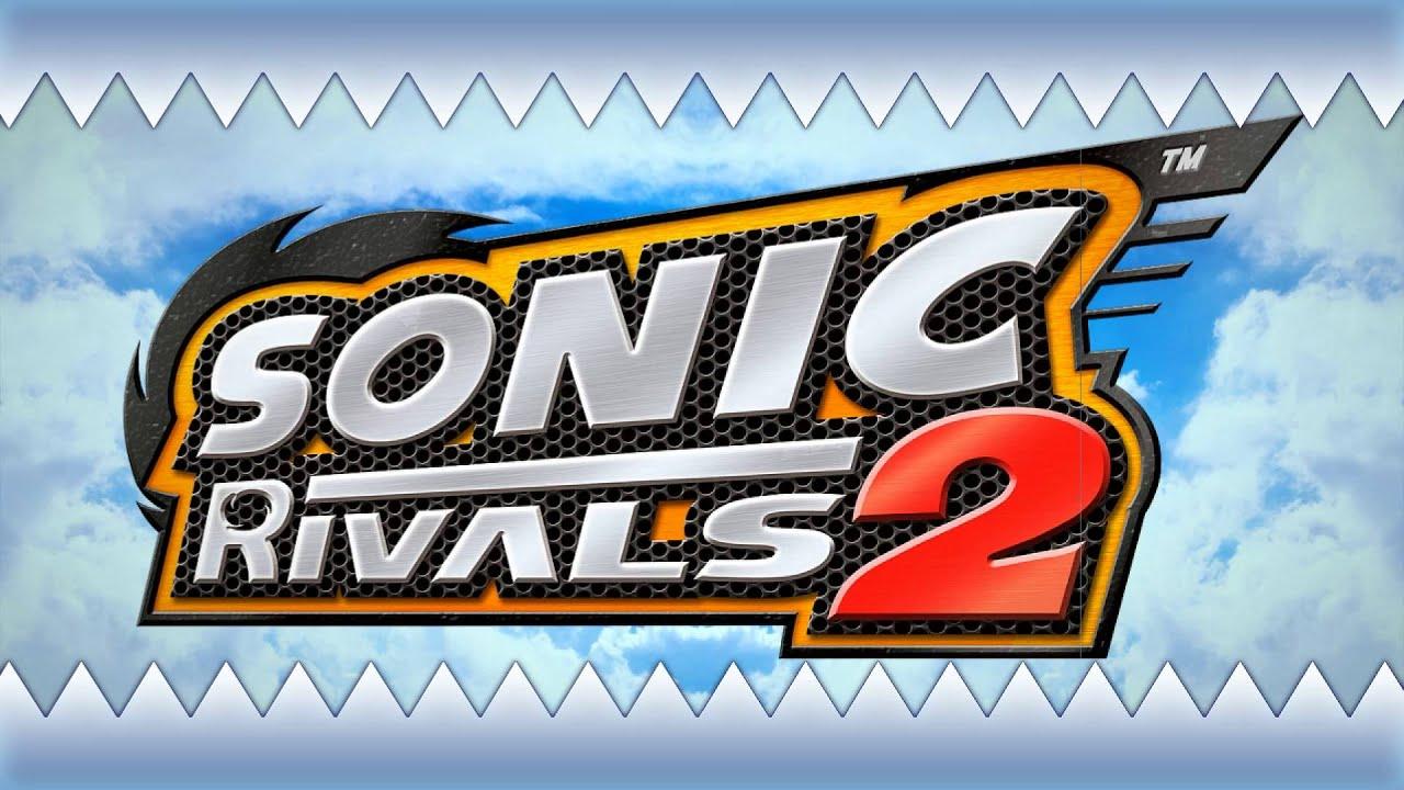 "Sonic Rivals 2 ‒ ""Happy"" [1080..."
