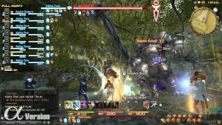 FINAL FANTASY XIV: A Realm Reborn - Levequests and Party Combat (Alpha)