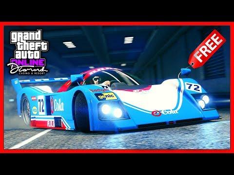 GTA 5 Online: ОБНОВЛЕНИЕ «Казино & Отель Diamond» / Время Выхода, 2 Новых Машины, Программа Diamond!