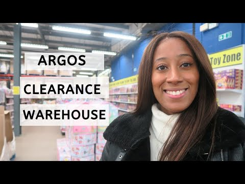 Argos Clearance Warehouse Vlog Amazon FBA Reseller 2020 Plus Avoid These Items Like The Plaugh In Q1