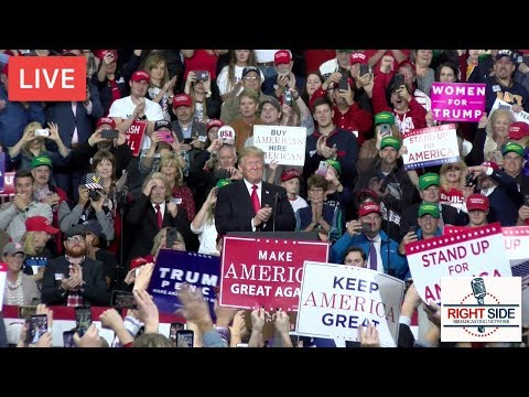 LIVE: President Donald J. Trump Rally in Tupelo, MS 11-26-18