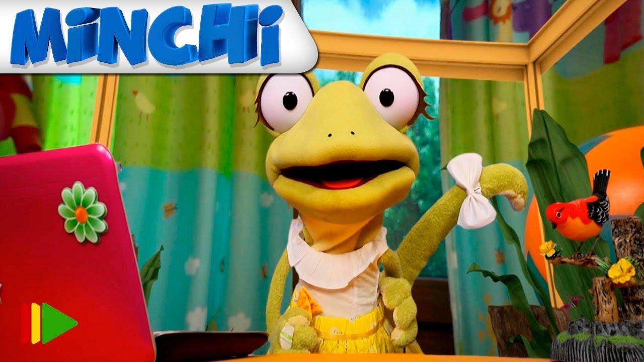 Las Aventuras de Minchi | Episodios para NIÑOS | Yo canto pío pío y MÁS | +12 minutos