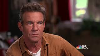 Dennis Quaid reveals he did cocaine almost every day in the 80s