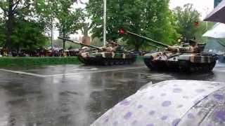 Парад победы, 9 мая!!! Кыргызстан Бишкек