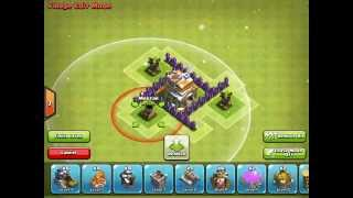 Clash of Clans | Town Hall 7 Trophy Base Build