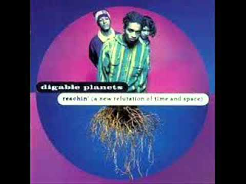 Digable Planets - Escapism (Gettin' Free)