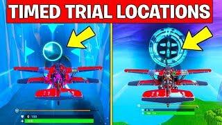 Plane Time Trials Fortnite Guide Timed Trial Challenge Junk Junction C2 Fortnite Battle Royale Week 7 Netlab