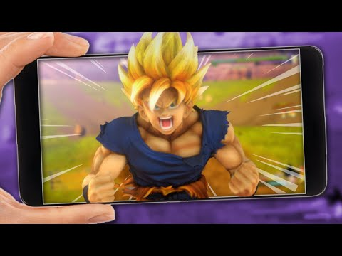 WORST Dragon Ball Z Mobile Games