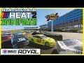 LET'S TRY THE ROVAL! - NASCAR Heat 2 2018 Season Update