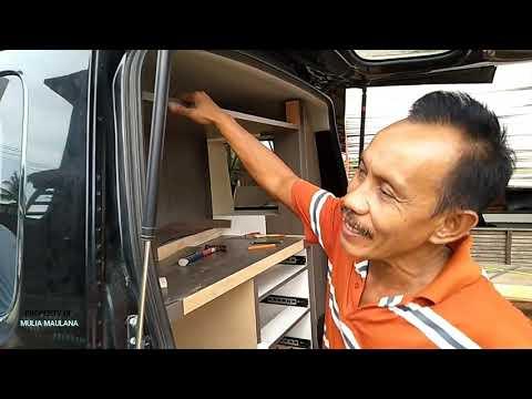 Desain Interior  Mobil Kopi Grand Max Terupdate 2019