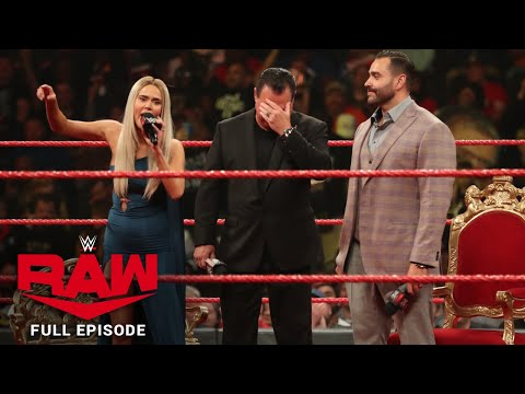WWE Raw Full Episode, 28 October 2019