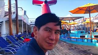 di dao 1 vong tau 5 sao carnival cruise - ly hai minh ha