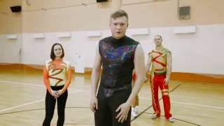 #36. Акробатический рок-н-ролл - Дима Шатохин. Матч Тв