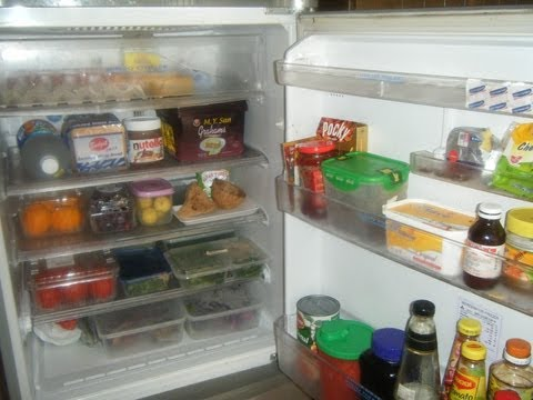 How to organize your fridge for spacious and easy to access