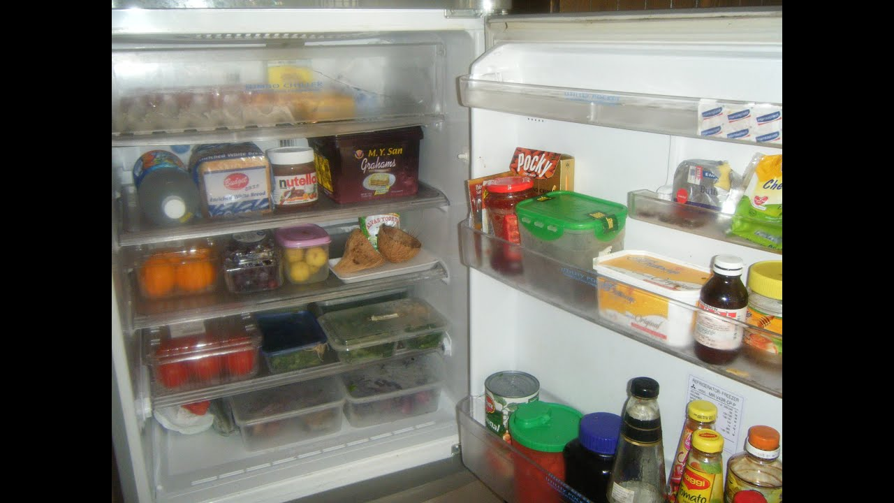 How To Organize Your Fridge For Spacious And Easy To