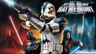 Star Wars Battlefront 2 Playthrough Part 1 (No Commentary)