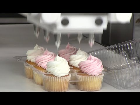 8 Mesmerizing Cake Machines