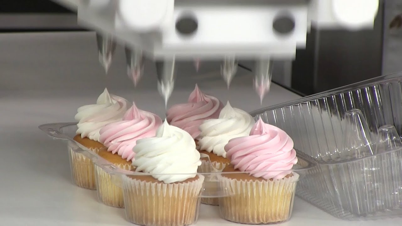 Icing Machine For Cake Decorating
