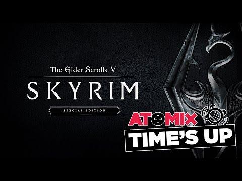 #AtomixTime'sUp – Reseña: The Elder Scrolls V Skyrim Special Edition