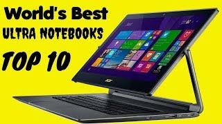 ✅Top 10 UltraBooks  (2018)