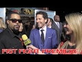 Ice Cube & Richie Keen - Lovers or Fighters? Fist Fight Premiere
