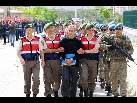 Fetonun Cati Davasi Ankarada Basladi