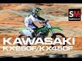 Prueba Kawasaki KX250F y KX450F 2018 [FULLHD]