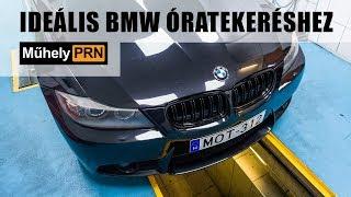 MűhelyPRN 9.: Ideális BMW óratekeréshez