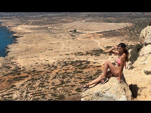 GoPro Cyprus Summer travel 2016/ Путешествие на Кипр (Протарас) 2016