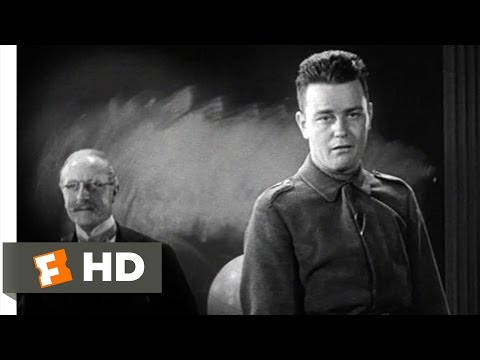 All Quiet on the Western Front (7/10) Movie CLIP - To Die For Your Country (1930) HD